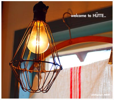 Welcome To Hutte!!